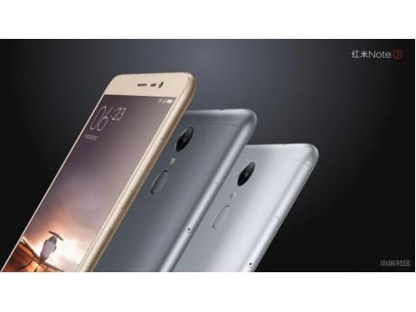 Пример новости:  Xiaomi Redmi Note 3 представлен официально