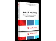Новости и Обзоры (News & Reviews) - Общие настройки дополнения (модуля)